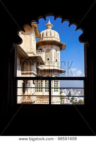 Rajasthan City Palace