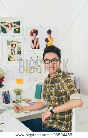 Vietnamese Fashion Designer