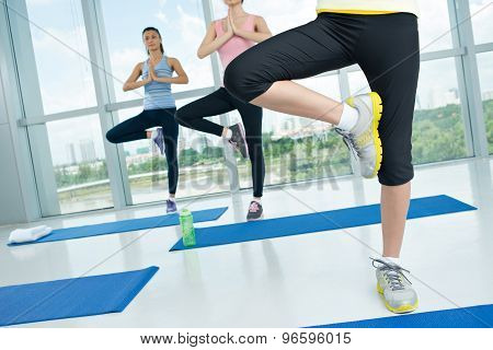 Doing Exercise