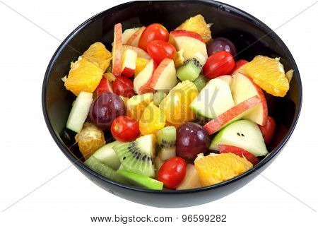 Kiwi And Other Fruits Salad
