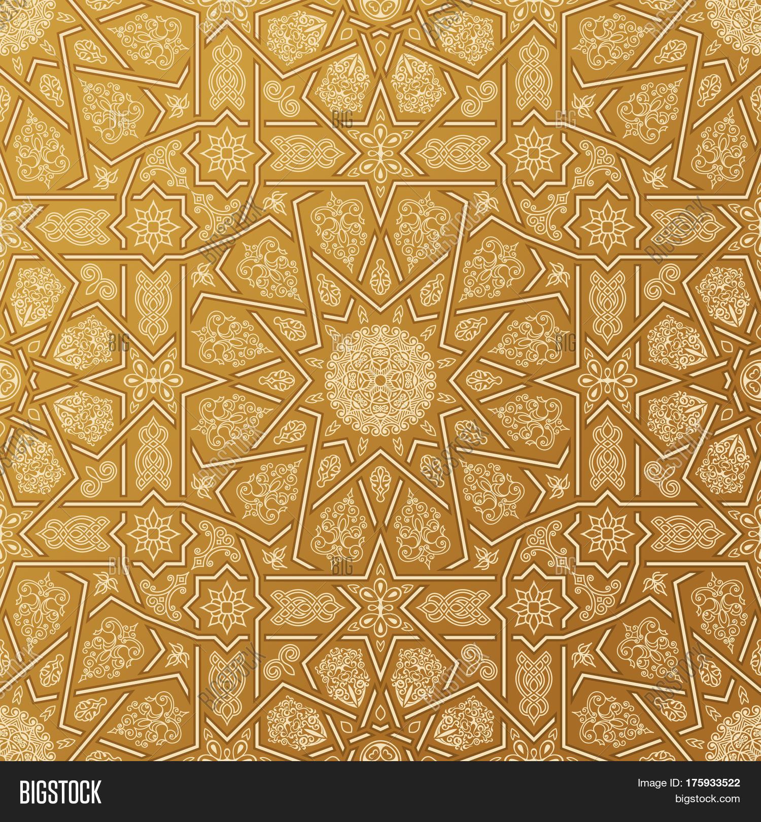 Moroccan geometric pattern royalty free stock photos image 13547078 - Morocco Pattern Stock Images Royalty Free Vectors 450x470 Moroccan Arabic Stencil Pattern Geometric Wall 340x270 Seamless