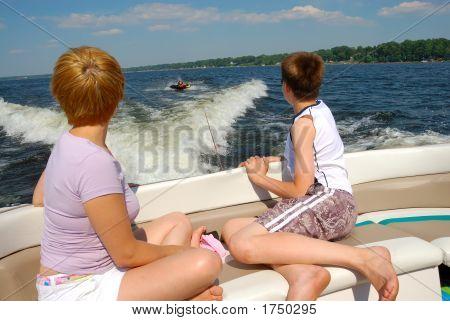 Family Boating Fun