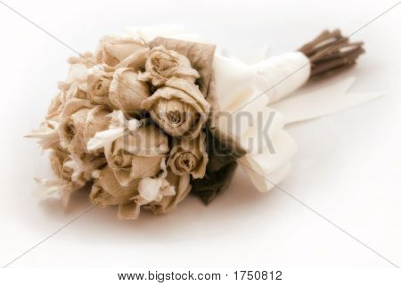 Wedding Bouquet (Vintage / Nostalgic Look)