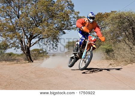Bike-Desert Race