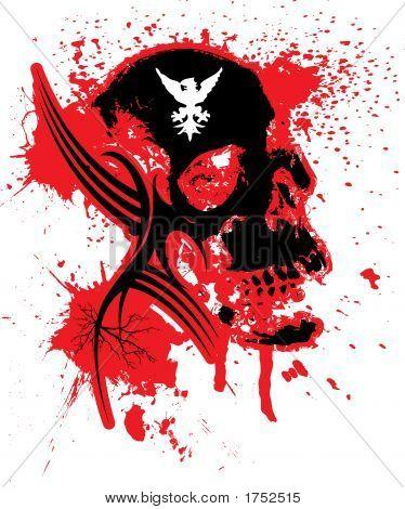 Explode Skull