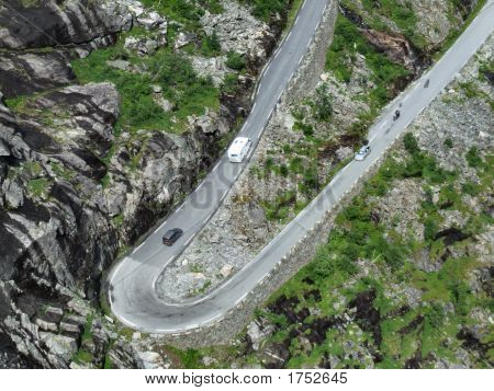 Mountain Road Bend