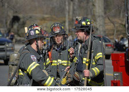 New York City Fireman