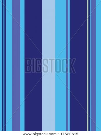 A vector pattern image of cold blue colors, Blue Freeze