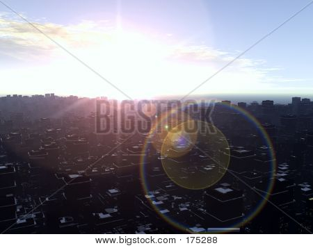 Urban Sunrise