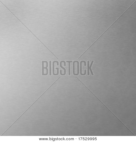 Background texture of brushed aluminum - 25 megapixels