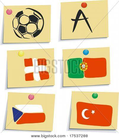 group A uefa euro 2008