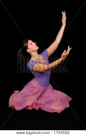 Erhöhung Hände Ballerina