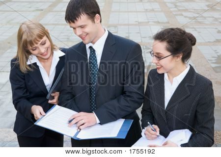 Acquaintance With Business Plan