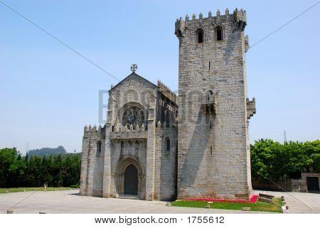 Xiv Century Monastery
