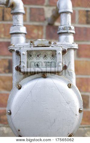 Water Meter Dials