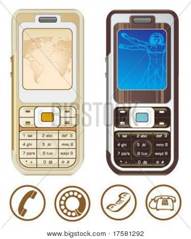 CELLPHONE (vector)