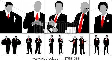 BUSINESSMAN (vector)