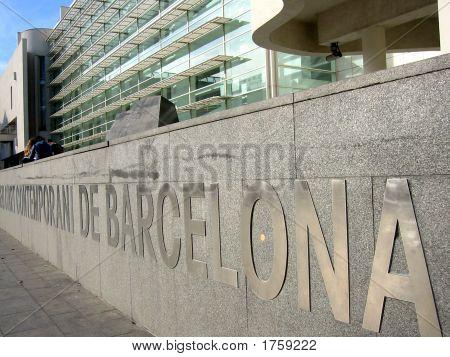 Museum Of Modern Art, Museu D'Art Contemporani De Barcelona