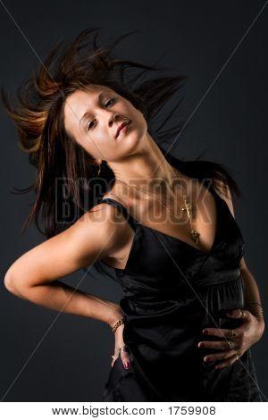 A Hair Flick