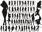 foto of person silhouette  - Big Collection  - JPG