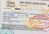 Indian Business Visa 2
