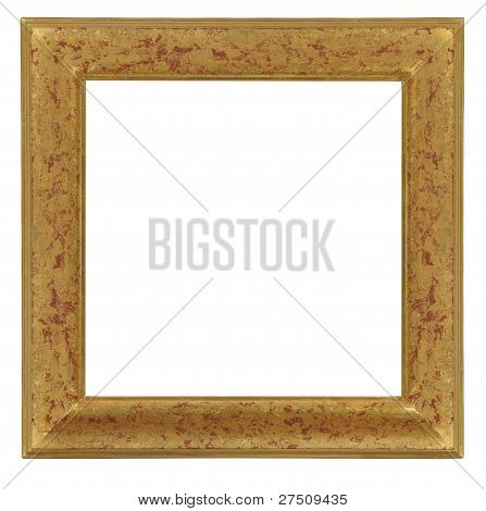 Isolated Decorative Frame