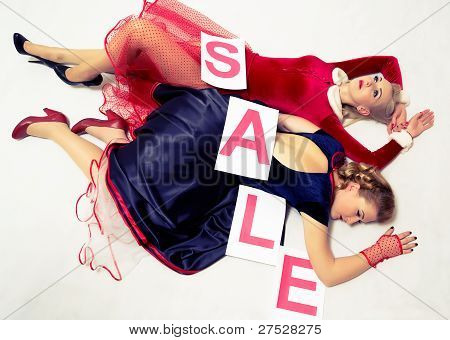 Women's Christmas sale