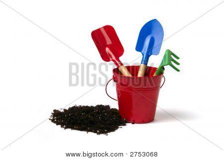 Kid'S Garden Toys