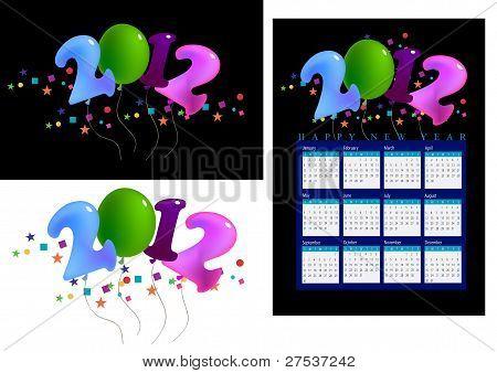 2012 Shaped Balloons