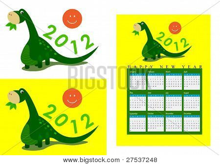 2012 Dinosaur