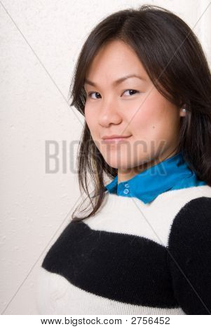 Female Portrait - People Series