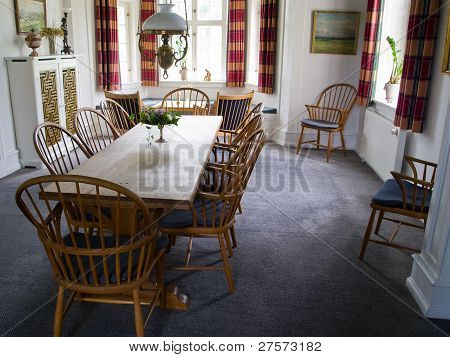 Interior Design Beautiful Dining Room