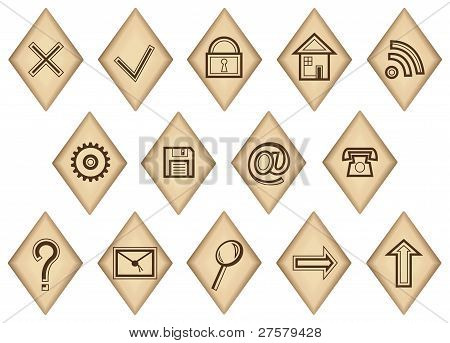 Runic icons