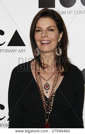 LOS ANGELES - NOV 12: Sela Ward at the 2011 MOCA Gala, An Artist's Life Manifesto at MOCA Grand Avenue on November 12, 2011 in Los Angeles, California