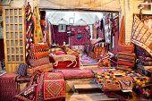 image of shiraz  - Shop of Persian carpets  - JPG