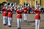 United States Marine Corps Marching Band