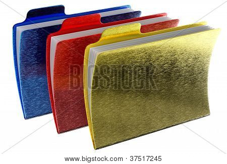 metalic notepads with expensive color