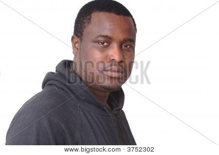 Black American Gangster Guy