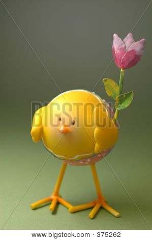 Whimsical Chick