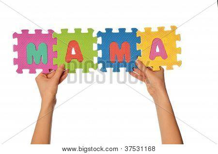 word mama