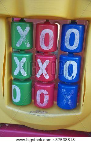 The X's win