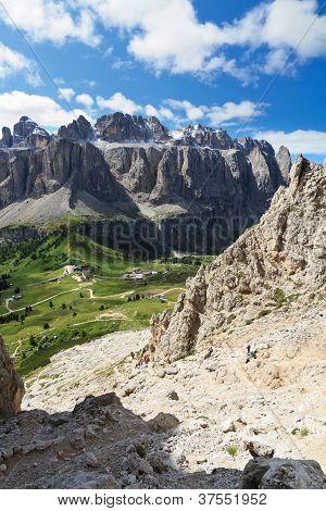 Dolomit I - Gruppo Sella