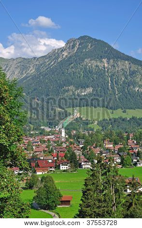 Oberstdorf,Bavaria ,Germany
