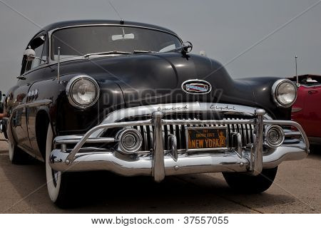 Buick 8 Special Produced 1936 To 1958