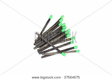 Matches Blackened