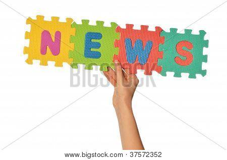 Noticias de la palabra
