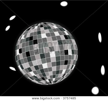Shiny Disco Ball