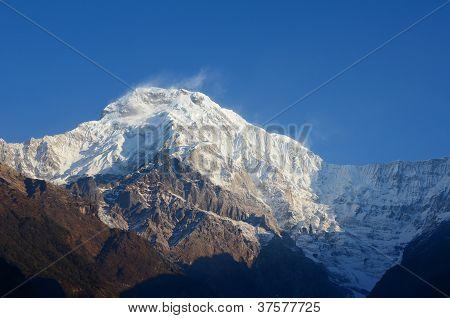 Mt. Machapuchare