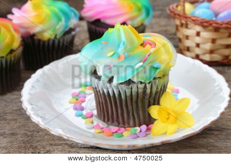 Party Cup Cake
