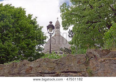 Limp of the Sacred Heart, Montmartre Paris  France